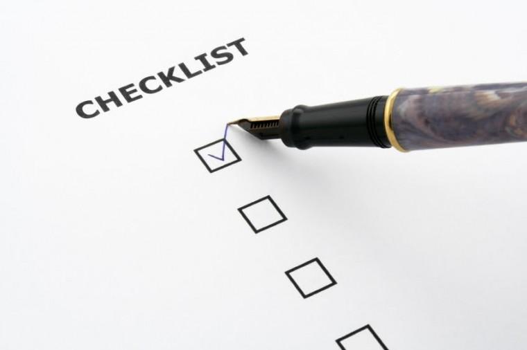 Checkliste email marketing
