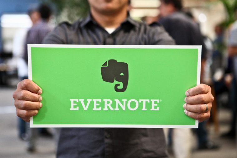 Evernote a changé ma vie