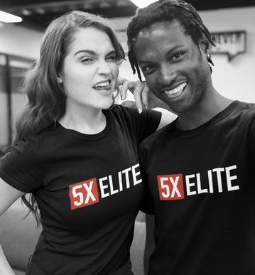 Groupe privé d'entrepreneurs 5X ÉLITE