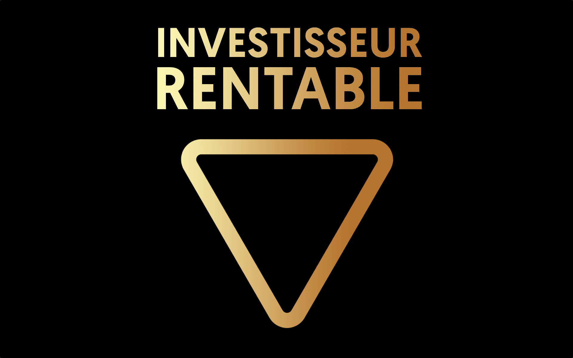 formation immobilier : investisseur rentable